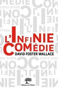L'infinie comédie de David Foster Wallace couverture