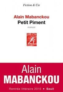 Petit piment d'Alain Mabanckou couverture