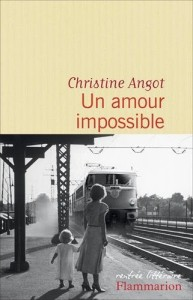 Un amour impossible de Christine Angot couverture